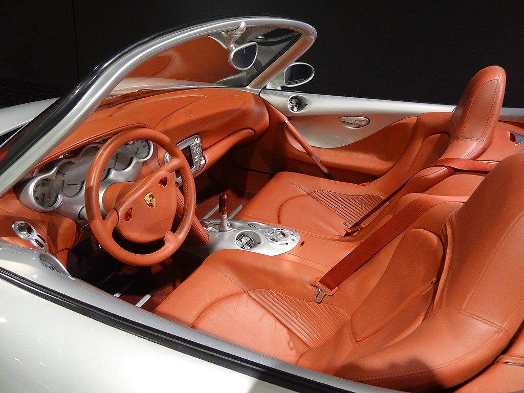 Boxster Concept Interior