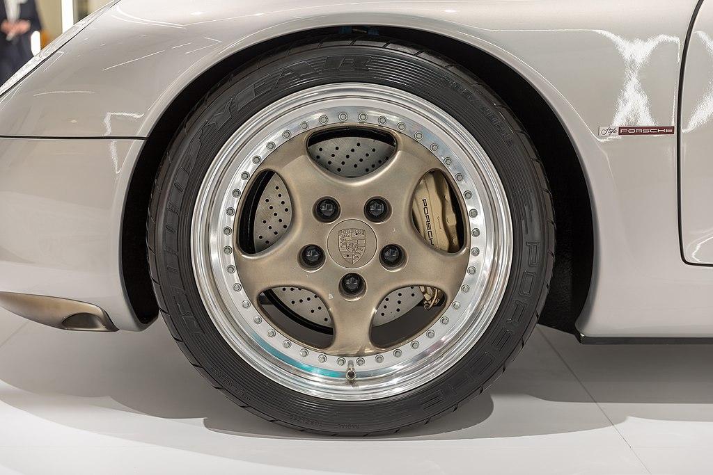 Boxster Concept Wheels