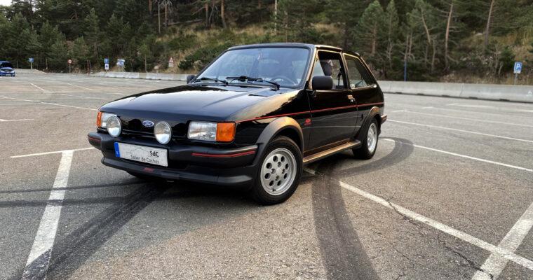 PRUEBA: Ford Fiesta XR2 (1986)