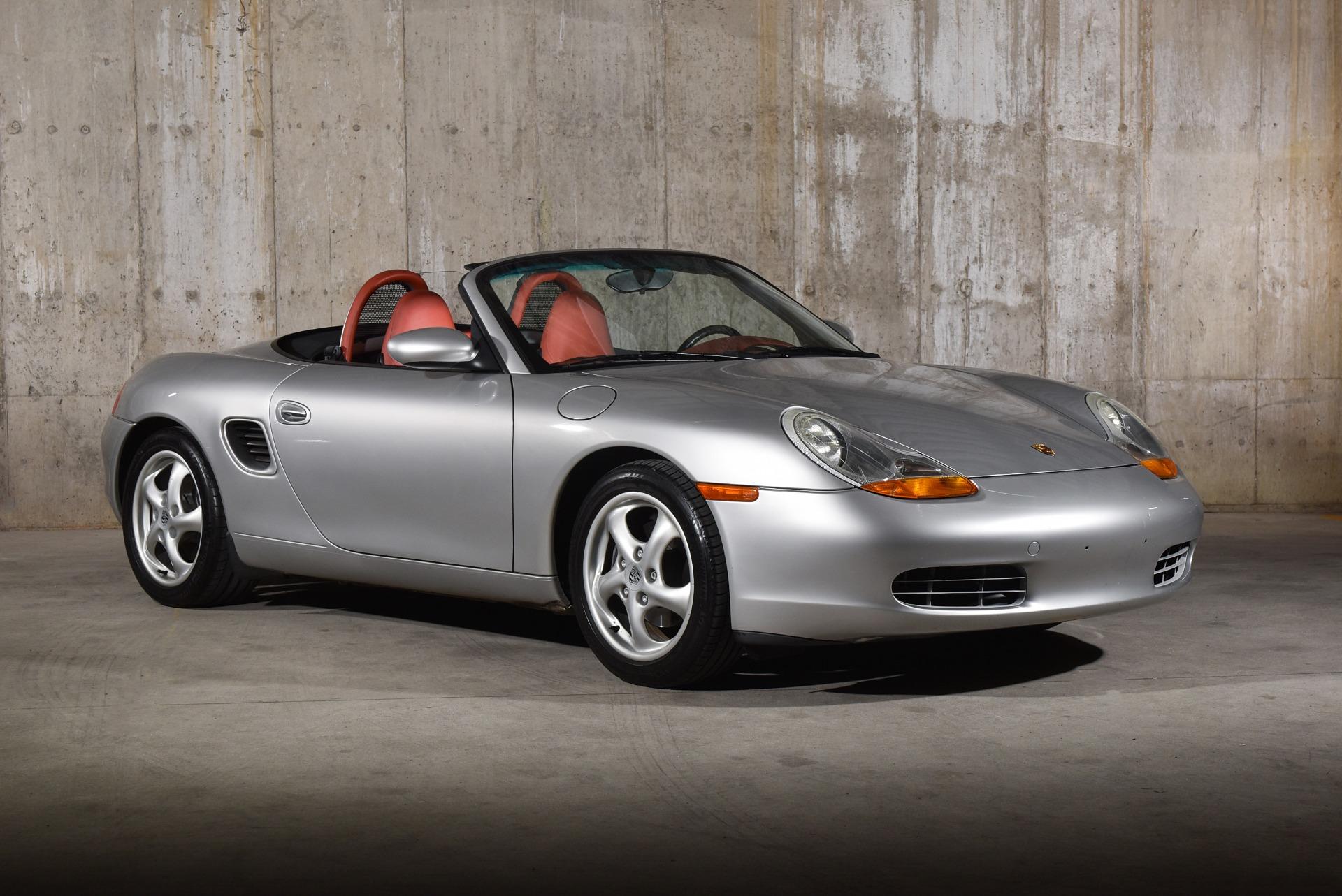 Porsche-Boxster-986