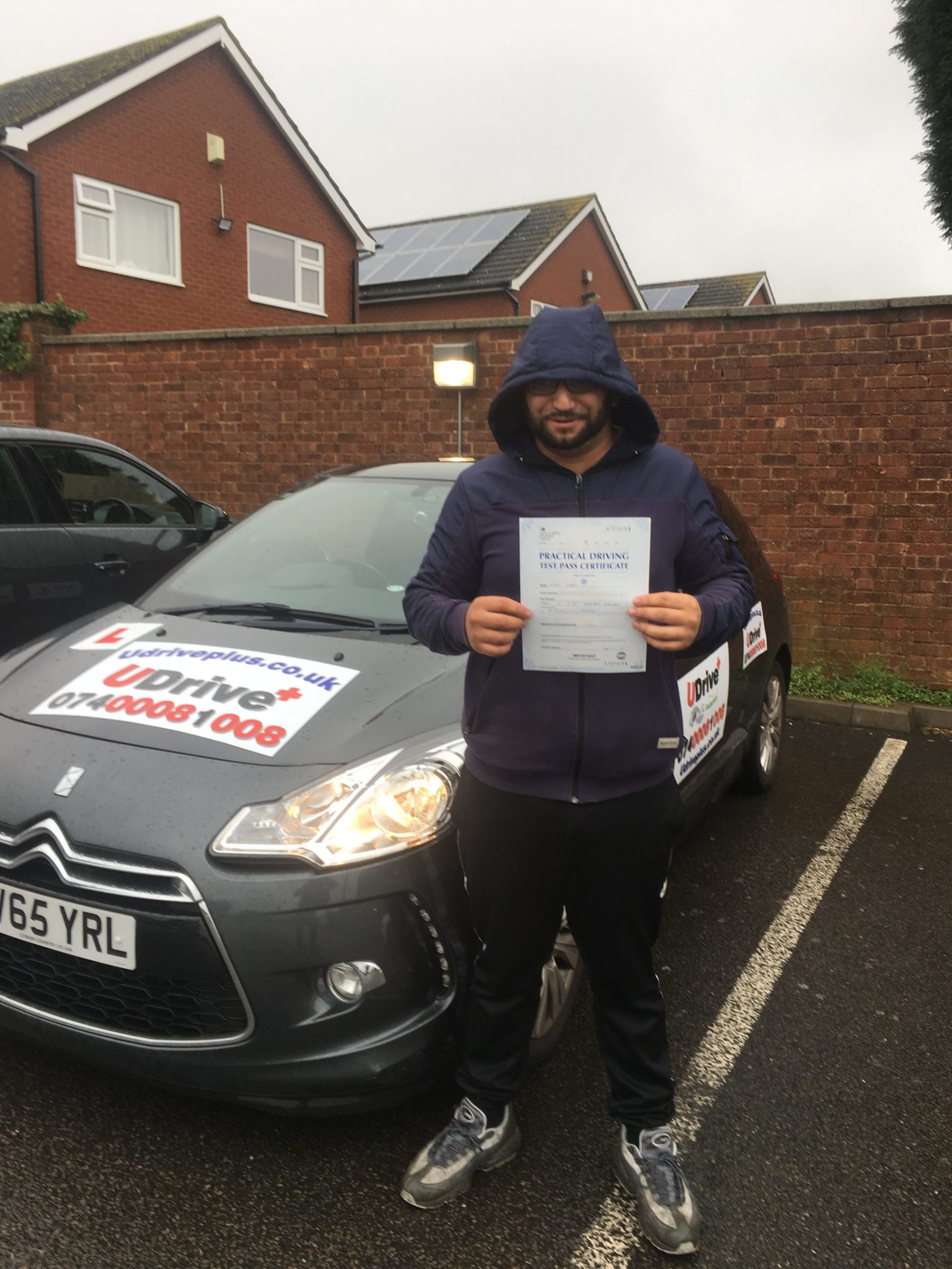 Passed Coventry only 4 minors