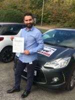 udrive plus driving school coventry- passed driving test