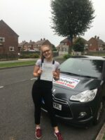 Andrea Passed Nuneaton 4 minors
