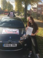 Shannon Passed in Nuneaton