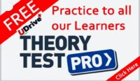 free theory test for use with driving lessons coventry , nuneaton or warwick.