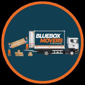Bluebox Movers Icon