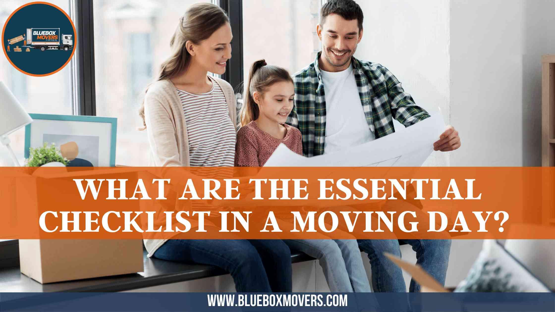 Essentoal Checklist