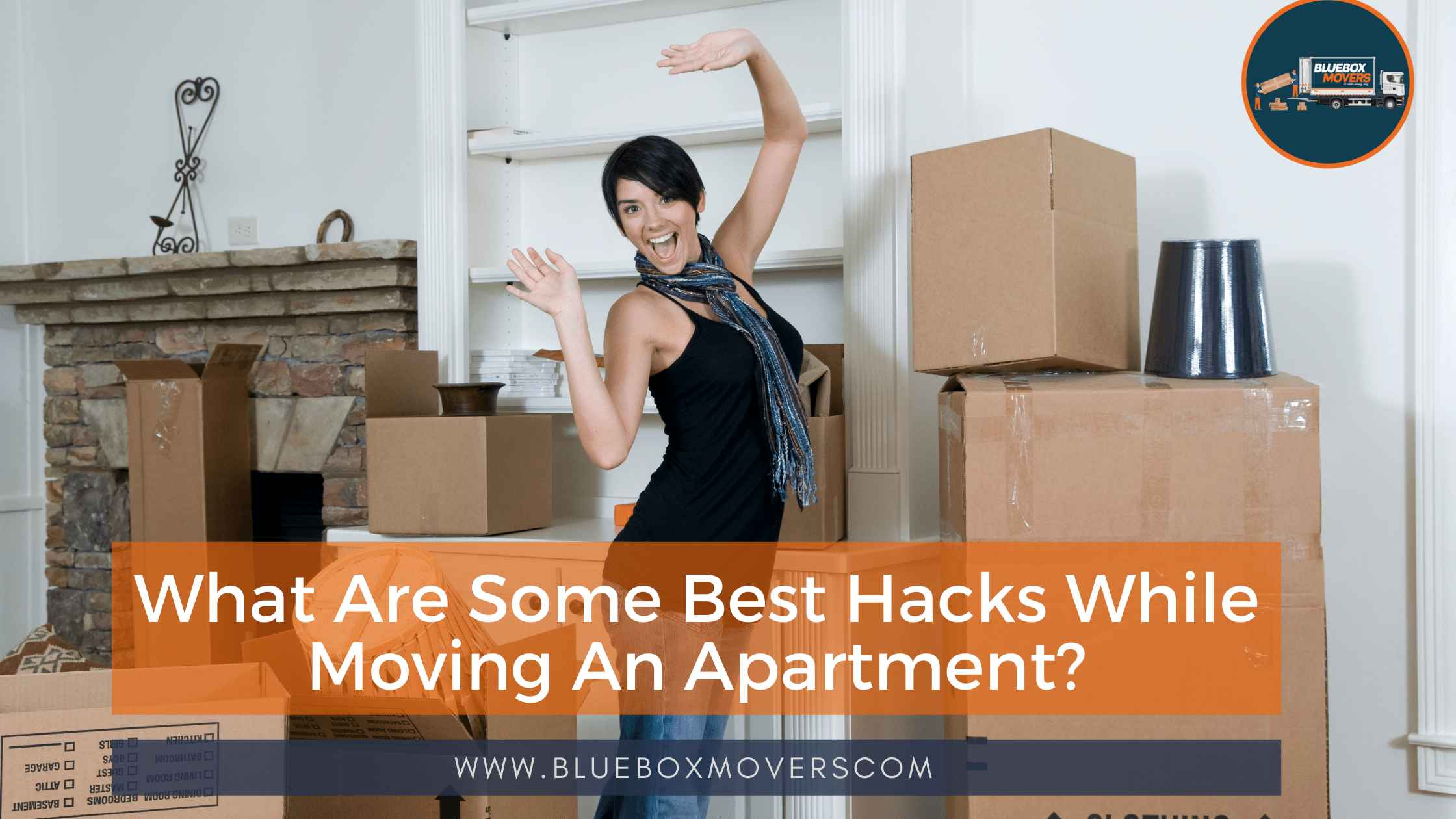 Hacks for Apartment moving