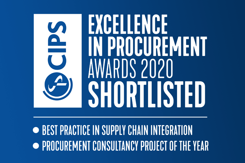 CIPS 2020 Excellence in procurement awards