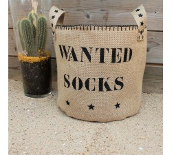 """Grenouille Rouge: """"Wanted Socks"""""""