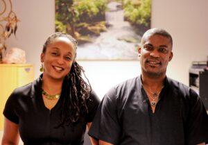 Karen Burke & Devon Burke