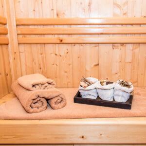 Sauna Offer