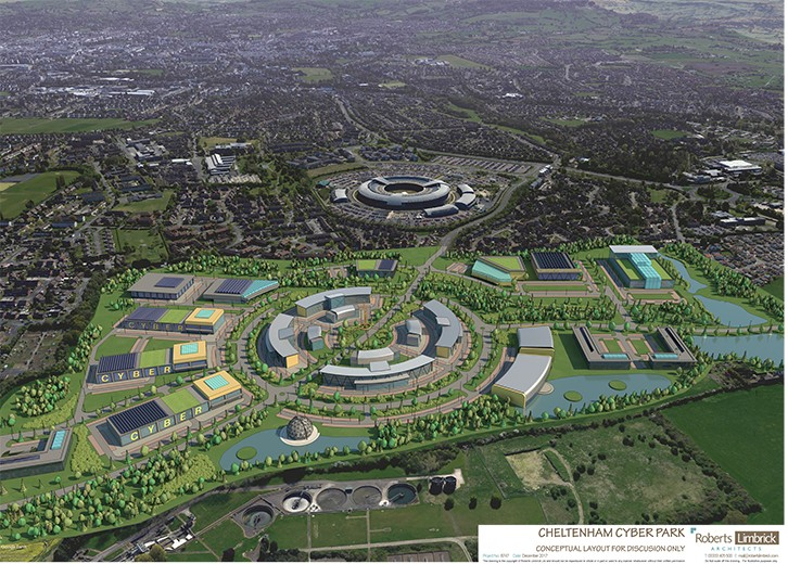 List of UK Cyber Security Parks