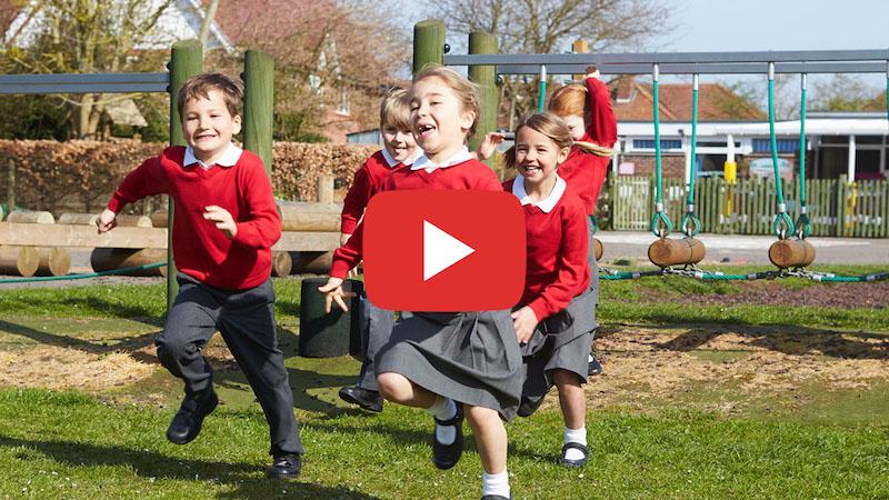 video marketing for schools