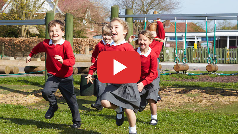 video marketing for schools