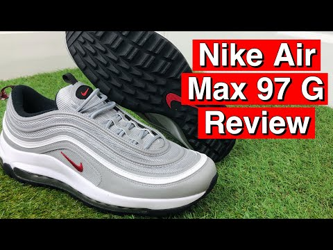 Nike Air Max 97 G Golf Shoes Review – Golf Guy Reviews