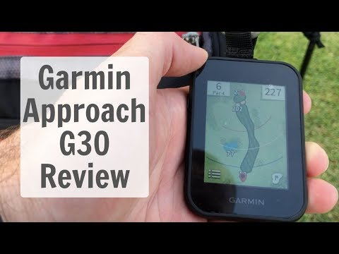 Garmin Approach G30 Review