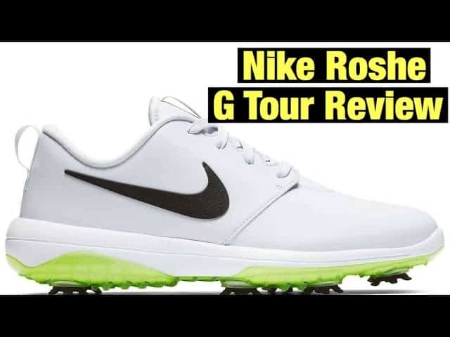 Nike Roshe G Tour Golf Shoes Review