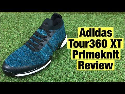 Adidas Tour360 XT Primeknit Golf Shoes Review