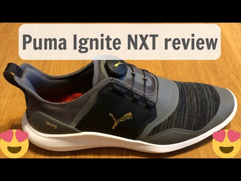 PUMA IGNITE NXT GOLF SHOES REVIEW