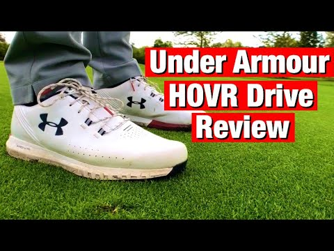 Under Armour HOVR Drive Golf Shoes Review