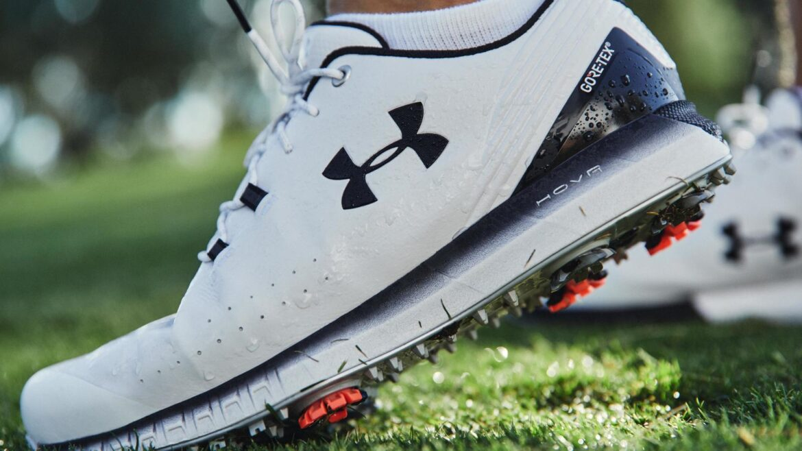 New Under Armour HOVR Drive GTX golf shoes unveiled