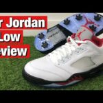 Air Jordan Spiked Golf Shoes