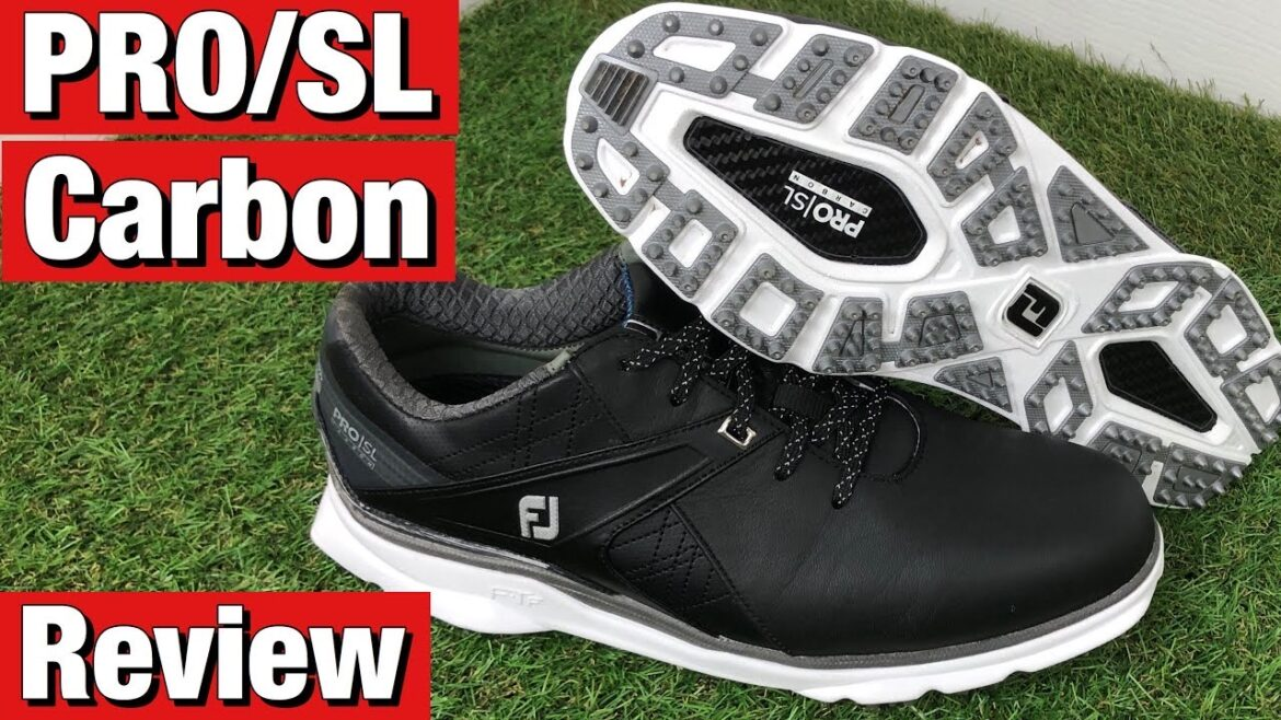 Footjoy Pro SL Carbon Review