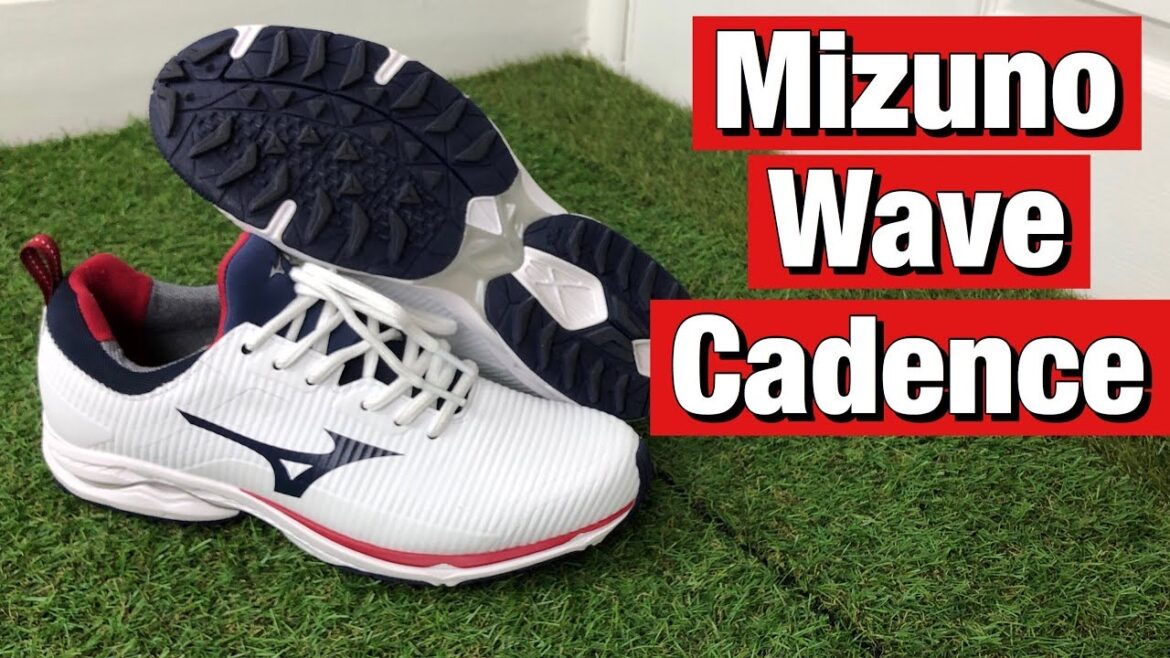 Mizuno Wave Cadence Golf Shoes 2020 Review