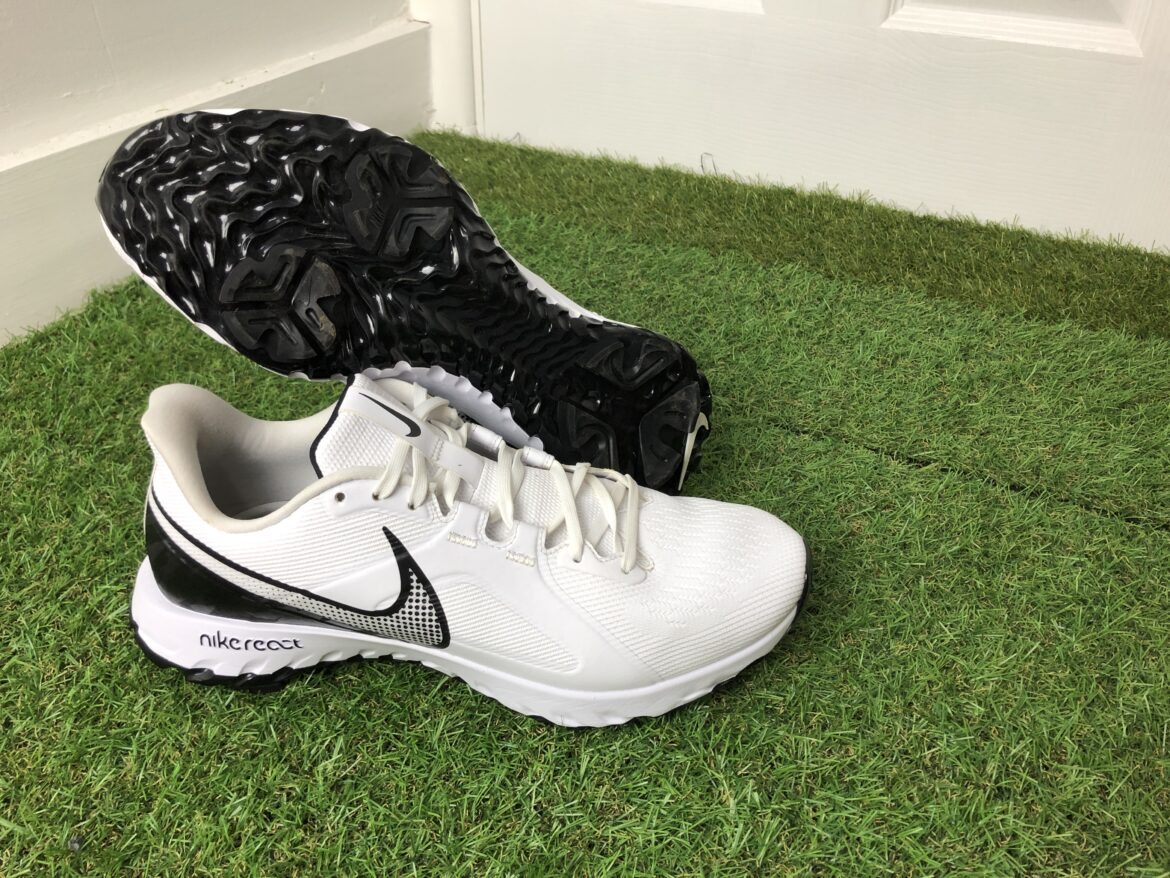 Nike React Infinity Pro Golf Shoes Review