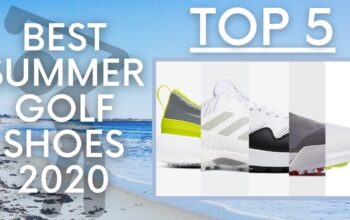 Best Summer Golf Shoes 2020