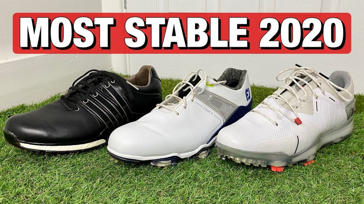 What are the most stable golf shoes of 2020?