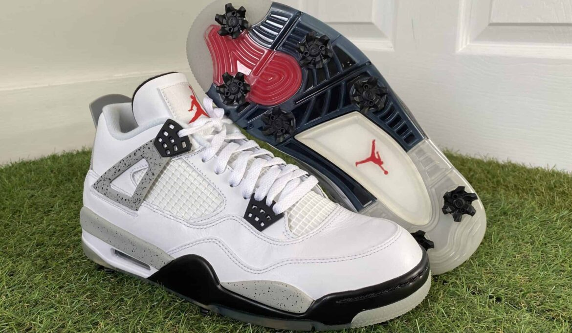 Air Jordan 4 Golf Shoes Review – can you use them as sneakers?