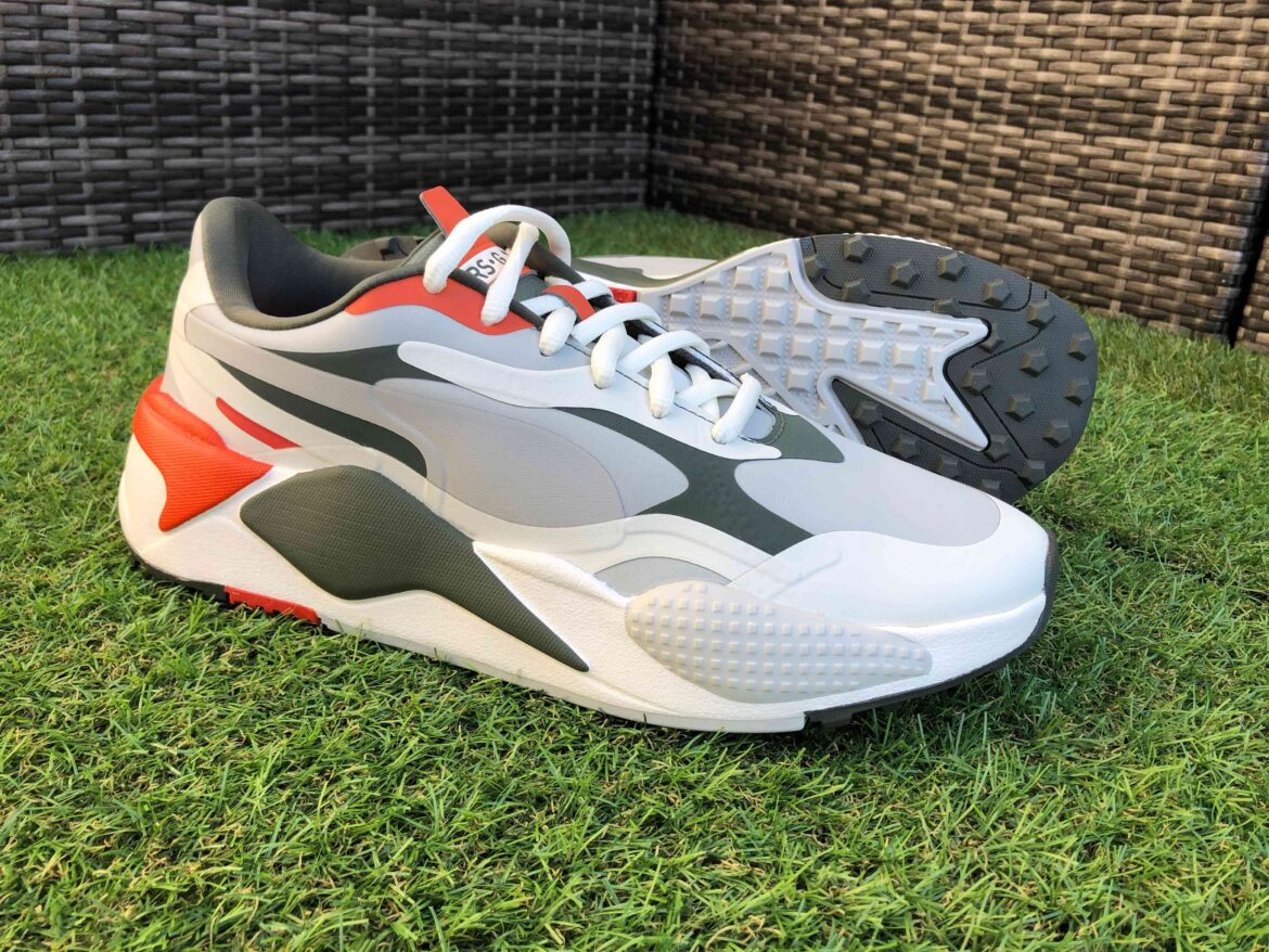 Puma RSG golf shoes review