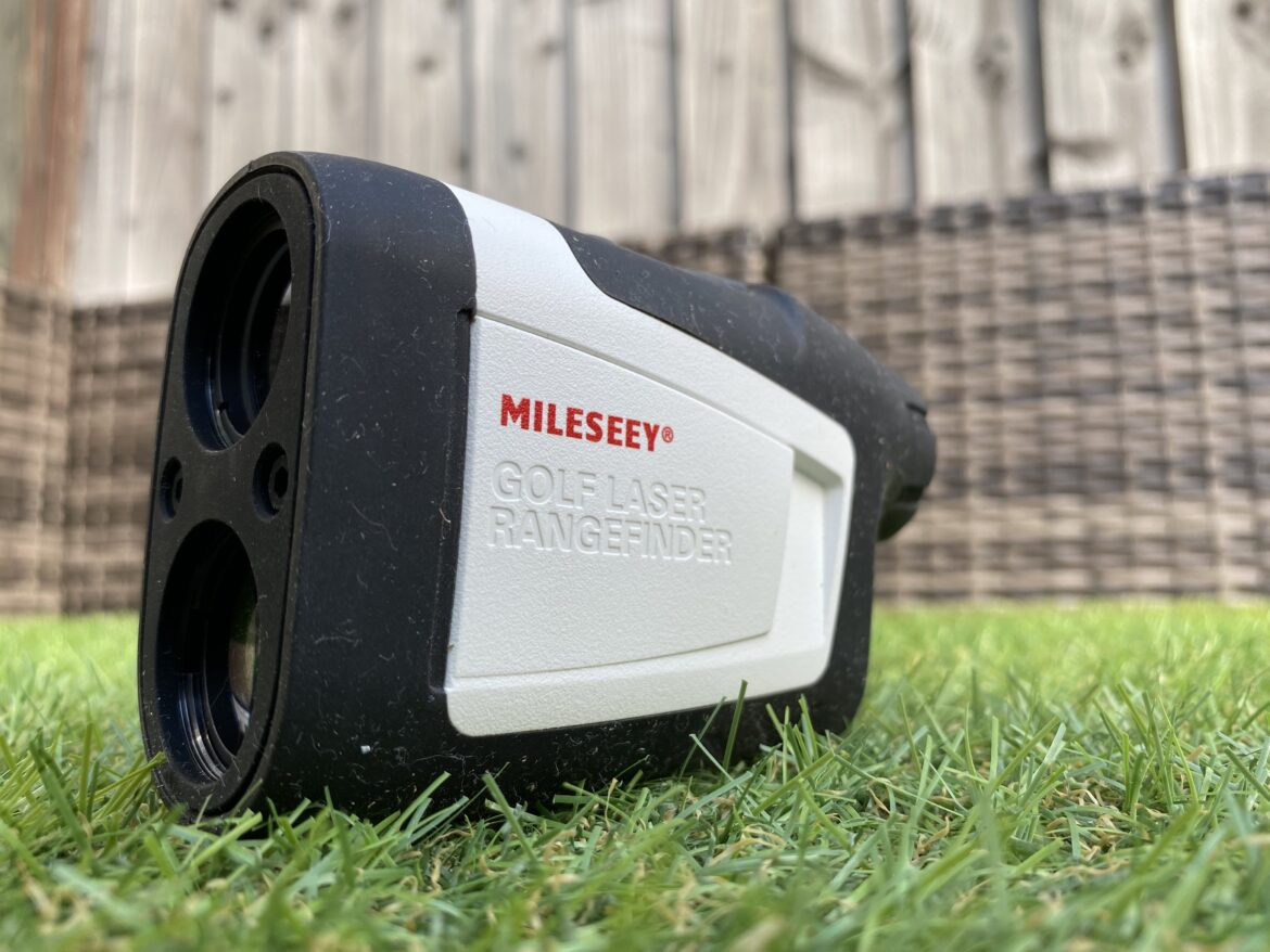 Mileseey Golf Rangefinder Review