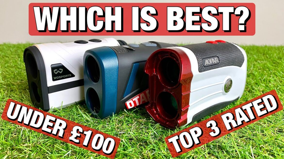 The best golf rangefinder for under £100