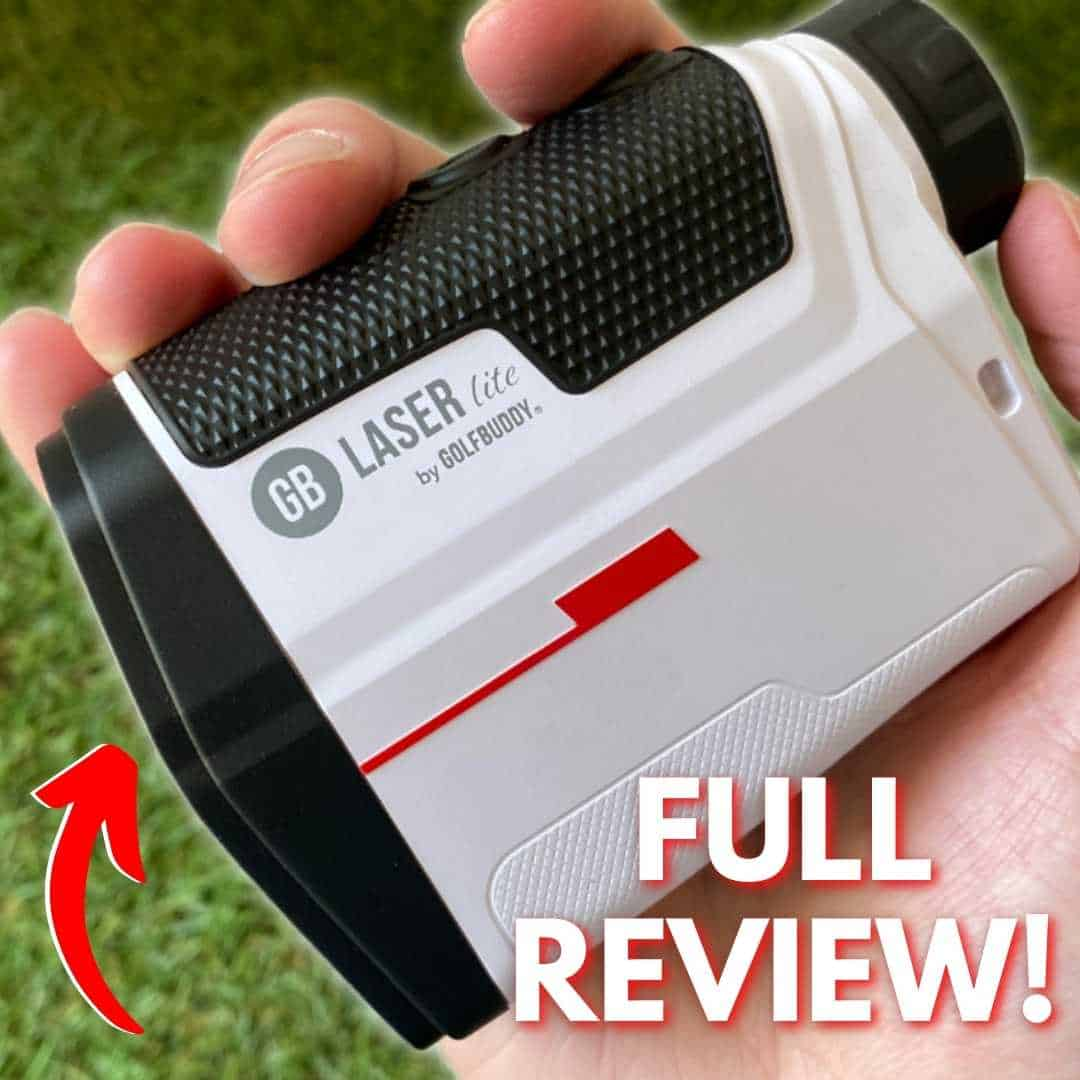 Golfbuddy Laser Lite Review – Small but annoying