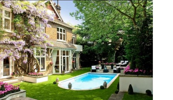 Frognal, Hampstead, London, NW3