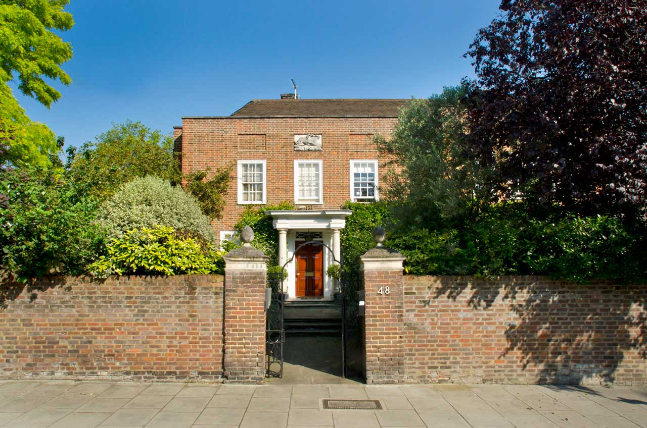 Queens Grove, St Johns Wood, London, NW8
