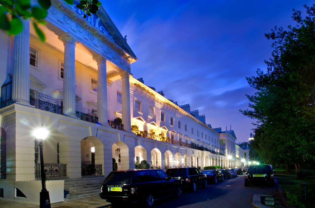 Hanover Terrace, Regents Park, London, NW1