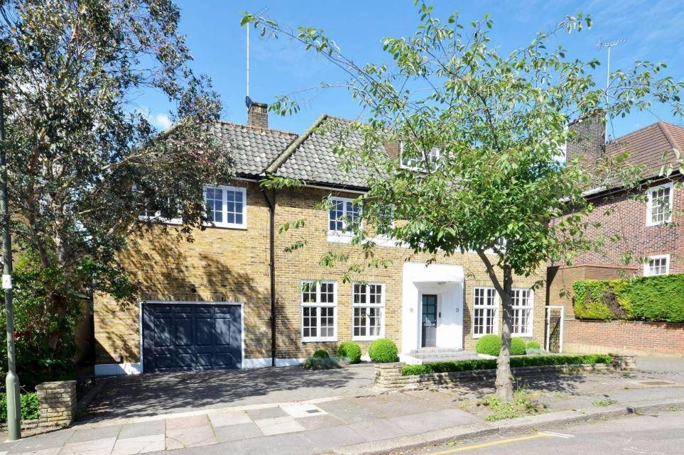 West Heath Close, Hampstead, London, NW3