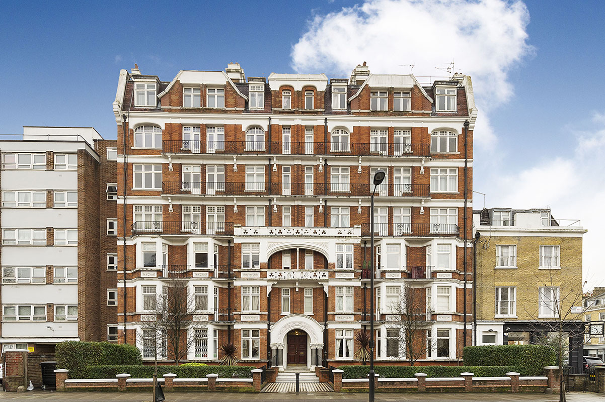 Abbey Court, Abbey Road, St John's Wood, NW8