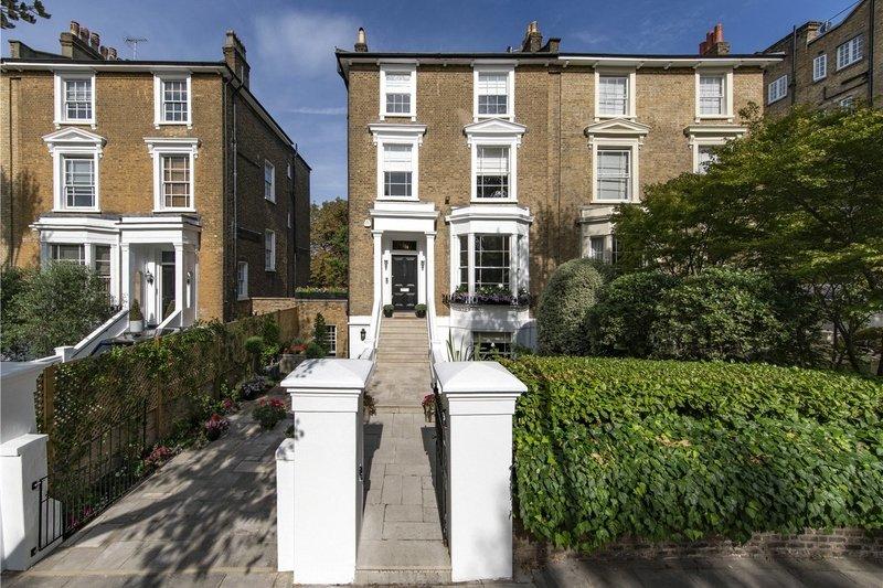 Hamilton Terrace, St John's Wood, London NW8
