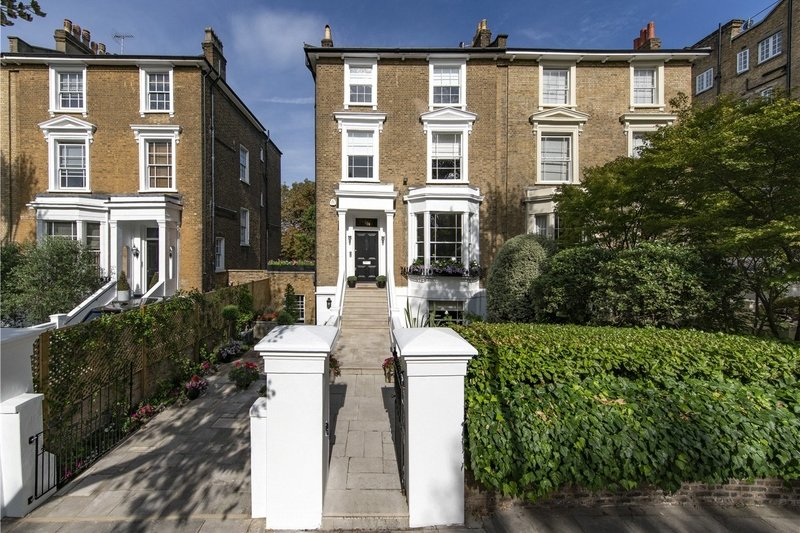 Hamilton Terrace, St John's Wood, London NW8