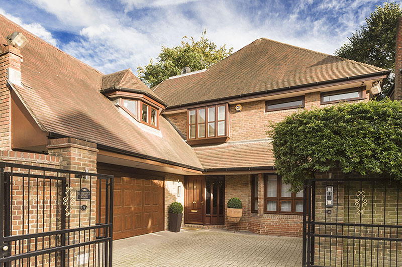 Westover Hill, Hampstead, London NW3