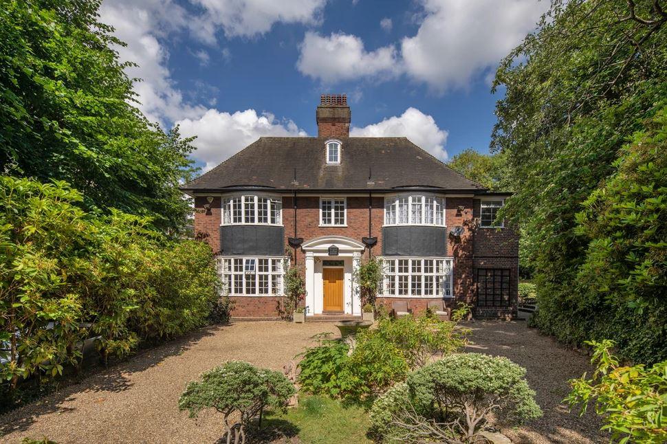 Netherhall Gardens, Hampstead, NW3