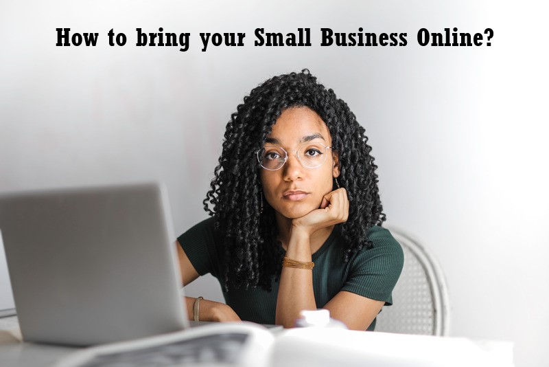 How to bring a Small Business online