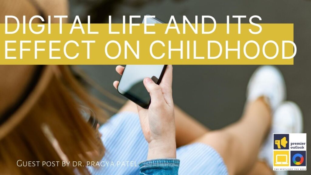 effects of gadgets on children