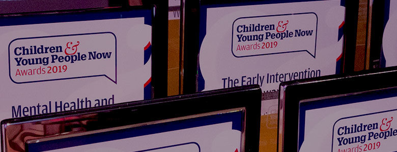 Innovate CYPS scoops Social Work Award at CYP Now Awards