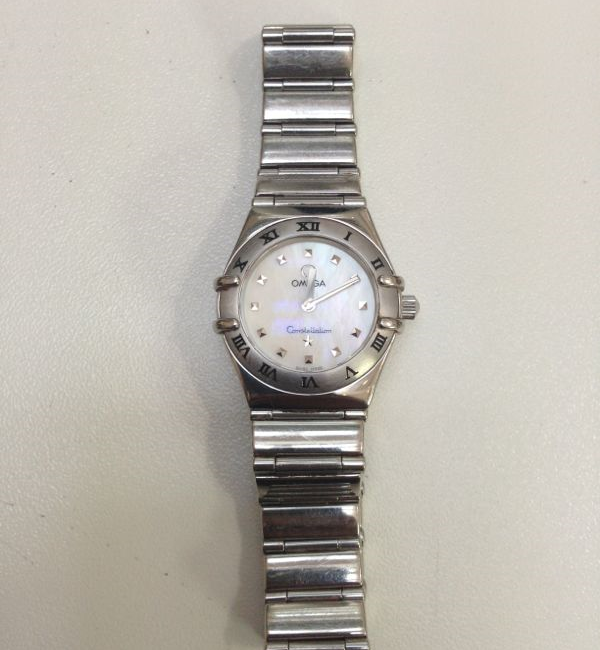 Omega watch battery replacement Whitecross
